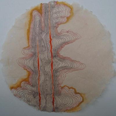 Fissure (Detail)