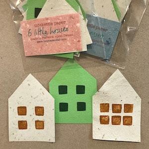 6 Little Houses
