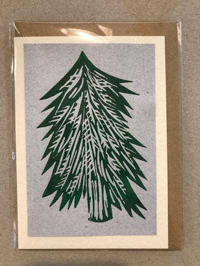 Pine Tree Card