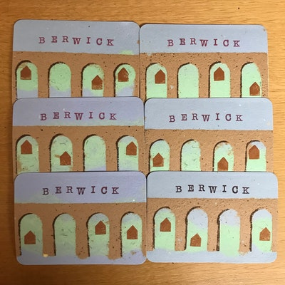 Berwick Postcard